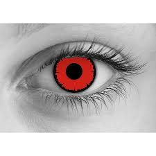 Cheap Prescription Halloween Contacts Canada by Buy Angelic Red Contact Lenses Online Ac Lens