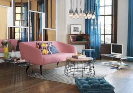 Modern Curtains For Living Room 2015 by 15 Lively And Colorful Curtain Ideas For The Living Room Rilane