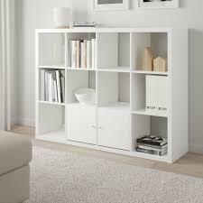 kallax shelf unit white 44 1 8x57 7 8 ikea kallax