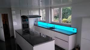 led küchenrückwand rgb ww für ihre moderne küche