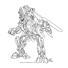 Transformers Coloring Sheets Prettier Transformer Coloring Pages