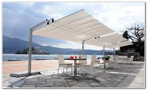 large cantilever patio umbrellas patios home design ideas