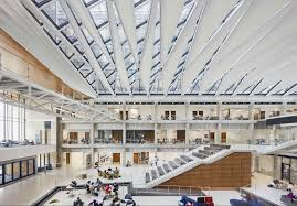 100 Atrium Architects Project The EERC At The University Of Texas By Ennead