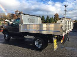 100 Aluminum Truck Bodies We Outfitted This F350 Chassis With A DuraMag Aluminum