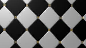 Black And White Tile Floor Texture Amazing Tiles Hallway