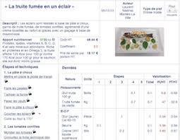 recette cuisine collective modele fiche recette cuisine word avec des of fiche technique