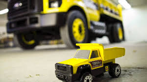 Ford Built A Real Tonka Dump Truck From A 2016 F 750 - YouTube This Tonka Truck Is Actually A 2016 Ford F750 Underneath Trucks Tough Flipping A Dollar Metal For Sale Toyota Transforms Hilux Into Real Built Real Life Dump Based On The W Party Supplies Sweet Pea Parties Toys Mighty Series Pinterest Vintage Metal Made Reallife And Its Blowing Our Childlike Old Grheads Blessings Beatings Photo Image Gallery Teamed Up To Create Fully Functional 67liter Diesel