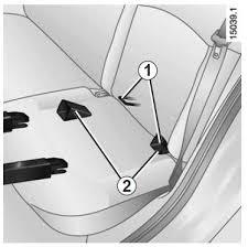 siege auto isofix renault notice d utilisation renault laguna iii sécurité enfants