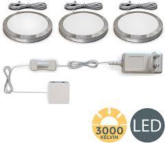 b k licht led unterbauleuchte led schranklicht küche set inkl led modul 2w 170lm 3000k schrankleuchte küchenlen kaufen otto