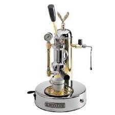 Elektra A1C Verticale Vintage Espresso Machine ART S1CO Micro Casa