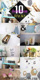 1 This First DIY Is Great If You Dont Have A Headboard In Your Dorm Space Or Want Faux Canopy Drape Over