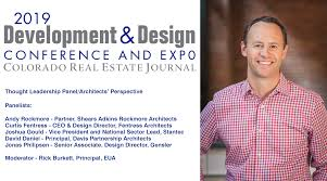 100 Curtis Fentress Andy Rockmore Is A Panelist At The 2019 Development And Design