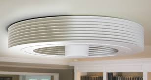 Bladeless Ceiling Fan Amazon by Exhale Fans Bladeless Ceiling Fan With Light For More Refreshing