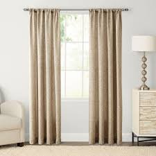 Kohls Kitchen Window Curtains by Goods For Life Alhambra Print Pole Top Window Curtain