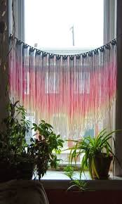 Tropical Window Art Curtains by Best 25 Window Privacy Ideas On Pinterest Curtain Ideas Window
