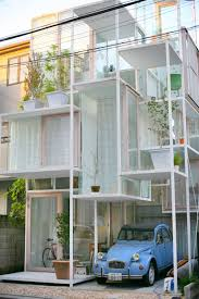 100 House Na NA Sou Fukimoto Architects Tokyo Complete With Citroen