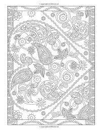 Creative Haven Magnificent Mehndi Designs Coloring Book Artwork