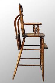 Antique Victorian Children's High Chair From ...