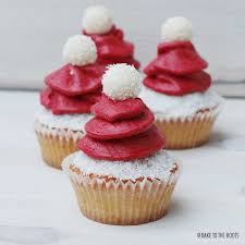 Nikolaus Cupcakes Bake To The Roots