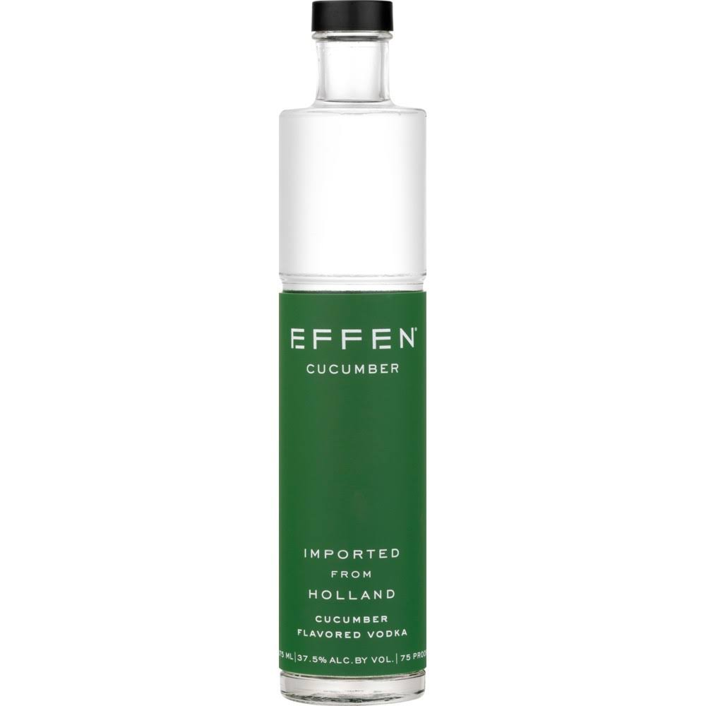 Effen Cucumber Vodka 375ml