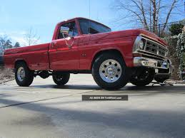 Classic Ford Truck F 250, Old Ford Truck | Trucks Accessories And ...