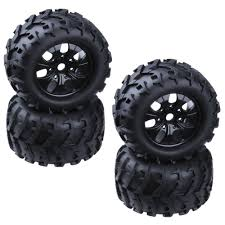4Pcs 3.2 Rubber RC 1/8 Monster Truck Wheels & Tires 150mm For 17mm ... Tamiya 110 Super Clod Buster 4wd Kit Towerhobbiescom Mud Slingers Monster Size 40 Series 38 Tires 4pcs 140mm 28 Inch Rc Wheel 18 Truck 17mm Hex Hub How To Make Dubs Donk Wheels For Your Cartruck Like A Boss Best Choice Products Powerful Remote Control Rock Crawler Gear Head Rc Soup Traxxas Rustler 4x4 Vxl Stadium 4 Pieces 125mm 12mm For Off Road With Steering Scale 24g Jlb Racing 11101 Eetach Brushless Rtr 34844 Large Kids Big Toy Car 24