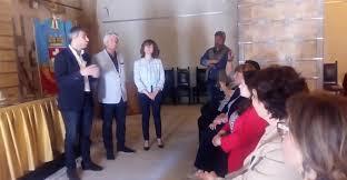 montauban si e perc avola doppia cerimonia per l accoglienza degli studenti di