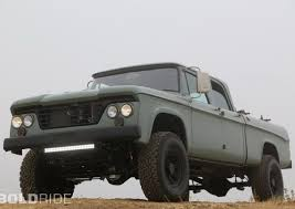 Icon D200 Power Wagon Crew Cab Reformer | Truck & Off Road & 4x4 ...