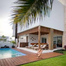 Slick Contemporary Home For Sale In Puerto Cancun Mexico With Traditional Touches
