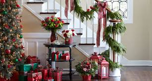 How To Hang Garland: Step-by-Step Guide - ProFlowers Blog Dress Up A Lantern Candlestick Wreath Banister Wedding Pew 24 Best Railing Decour Images On Pinterest Wedding This Plant Called The Mandivilla Vine Is Beautiful It Fast 27 Stair Decorations Stairs Banisters Flower Box Attractive Exterior Adjustable Best 25 Staircase Decoration Ideas Pin By Lea Sewell For The Home Rainy And Uncategorized Mondu Floral Design Highend Dtown Toronto Banister Balcony Garden Viva Selfwatering Planter 28 Another Easyfirepitscom Diy Gas Fire Pit Cversion That