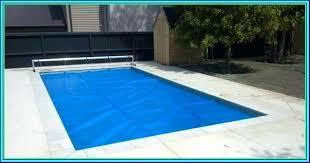 Pool Solar Cover Reels Aqua Splash Ft In Ground Reel