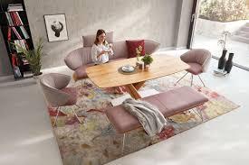 rosey koinor dinnersofa esszimmer möbel haus deko großer