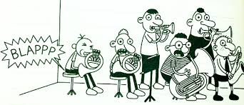 Diary Of A Wimpy Kid 11 Double Down French Horn Fart
