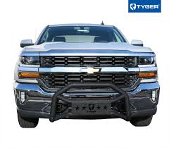 Front Bumper Guard 2007-2018 Chevy Silverado / GMC Sierra 1500 ... Bumper Guard Frontrear Iso9001 High Quality Stainless Steel Grille Guard Ranch Hand Truck Accsories Front Runner Bumper Ss Aobeauty Vanguard Body Accents Automotive Specialty Inc 52017 F150 Fab Fours Premium Winch W Full Jeep Renegade Guards Kevinsoffroadcom Overland Vengeance No 72018 Ford Super Guard Thumper Ultimate Shock Absorbing Fxible Sprinter Van Exguard Parts And Service Dee Zee Free Shipping Price Match Guarantee
