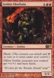 first goblin budget deck black red modern mtg deck