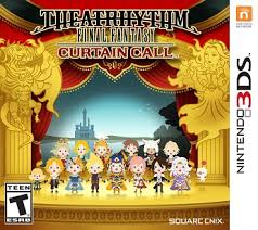 Curtain Call Wwe Finisher by Theatrhythm Final Fantasy Curtain Call Wikipedia