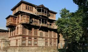 100 Architecture Of Homes Chilling Change As Kashmirs Taste In Architecture Changed Its