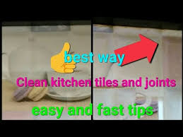 how to clean kitchen tiles best way to clean kitchen tiles