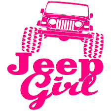 100 Truck Decals For Girls Jeep Girl Logos