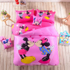 Queen Size Minnie Mouse Bedding by Minnie Mouse Bedding Queen Mickey Mouse And Minnie Mouse Kids Bed