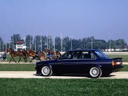 BMW 3 Series E30 ALPINA Automobiles