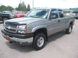 JJ's Used Cars - 2003 Chevrolet Silverado 2500HD X-Cab Short Box LS 4x4 Used 2017 Nissan Frontier For Sale Butte Mt Mt Brydges Ford Dealership New Cars Trucks And Suvs In Joy Pa For Billings 59101 Auto Acres In Bozeman 59715 Autotrader Libby 59923 Sales Montana On Buyllsearch Great Falls 59405 King Motors Missoula County Preowned Near Rv Dealer Jayco And Starcraft Rvs Big Sky Inc