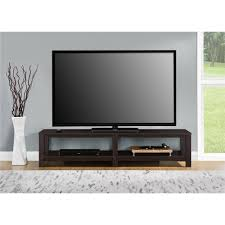 Mainstays Floor Lamp Dark Wood Finish by Mainstays Parsons Tv Stand For Tvs Up To 65