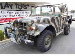 1954 Dodge M37 For Sale | ClassicCars.com | CC-1086098 Dodge Trucks Craigslist Unusual M37 For Sale Buy This Icon Derelict Take Command Of Your Town 1952 Dodge Power Wagon Pickup Truck Running And Driving 1953 Not 2450 Old Wdx Wc Wc54 Ambulance Sale Midwest Military Hobby 94 Best Images On Pinterest 4x4 Army 2092674 Hemmings Motor News For 1962 With A Supercharged Hemi Near Concord North Carolina 28027 Ww2 Truck Beautifully Restored Bullet Motors M715 Kaiser Jeep Page