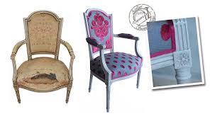 atelier secrets de siège fauteuil cabriolet patiné avec un style
