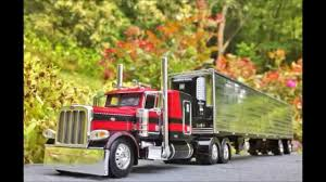 Diecast Toy Trucks: Peterbilt - YouTube