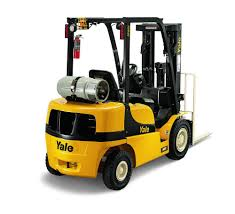 100 Yale Lift Trucks Wins Product Of The Year Award For Pneumatic Tire Lift Truck