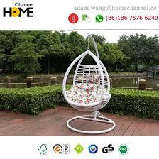 2018 New Design Outdoor Modern Garden Swing Chair 6086