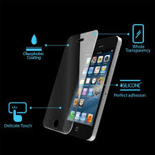 Iphone 5 5C 5S Premium Tempered Glass Screen Protector