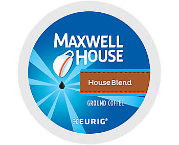 Maxwell House House Blend - Coffee (pod) - arabica - pack of 24